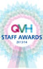 Patients and visitors asked to nominate QVH staff for awards