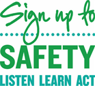 Signuptosafety