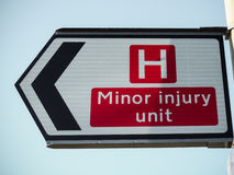 Temporary change to QVH minor injuries unit opening times