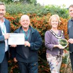 Our gardens win award for being blooming lovely!