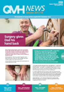 Latest issue of QVH News is out!