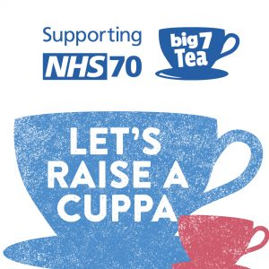 Celebs support Queen Victoria Hospital for the NHS' 70th birthday
