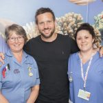 Actor Jack Ashton becomes hospital charity's first ambassador