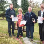 Hospital's gardeners are blooming award winners