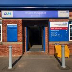 Refurbishment work on hospital corridor due to begin