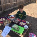 Henry's a 'star baker' for Queen Victoria Hospital
