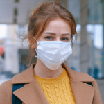 NHS patients, staff and visitors must continue to wear face coverings in healthcare settings